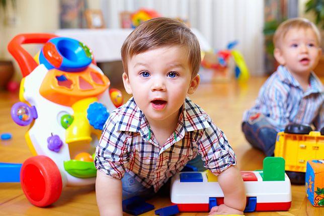 Zabawki interaktywne dla 2-latka