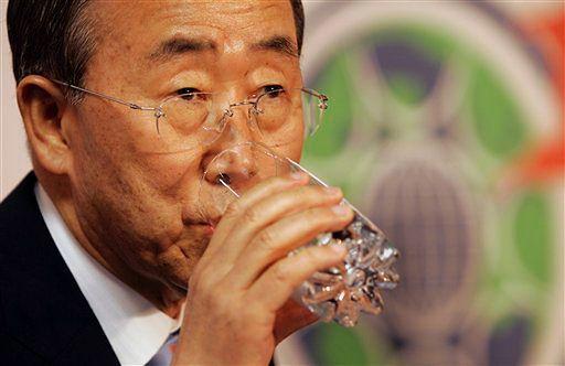 Ban Ki Mun - najbardziej nieprzydatny sekretarz ONZ?