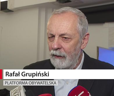 """Rafał Grupiński ostro o Andrzeju Dudzie. """"Nadal będzie łamał konstytucję"""""""