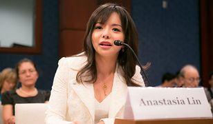 Anastasia Lin - Miss Kanady, która naprawdę walczy o pokój na świecie, jest uciszana przez organizatorów Miss World i Chiny