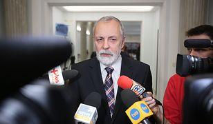 """Grupiński nie przejmuje się sondażami. """"CBOS jak TVP"""""""
