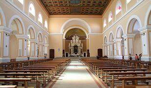 Katedra Świętego Szczepana w Szkodrze. Po roku 1967 została zamieniona na halę sportową