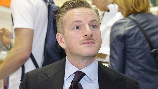 Szczepan Twardoch skomentował wystąpienie Jarosława Kaczyńskiego.