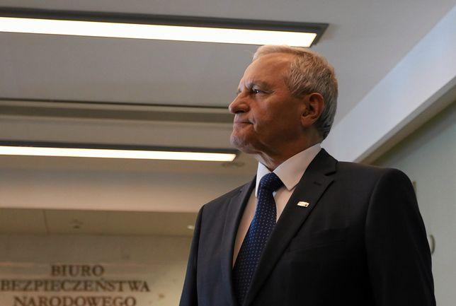 Gen. Stanisław Koziej: żal mi było ministra Kownackiego