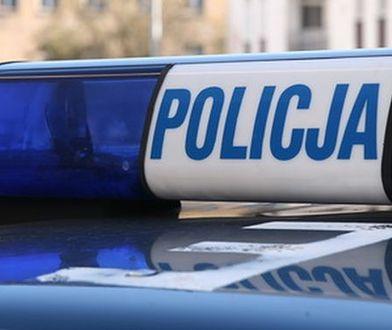 Bielańska policja zatrzymała mężczyznę
