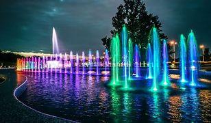 Multimedialny Park Fontann. Ostatnie próby przed inauguracją