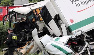 Trwa ustalanie przyczyn wypadku w Tenczynie