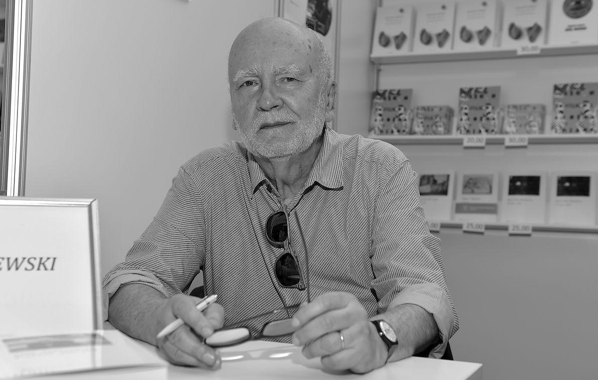 Adam Zagajewski zmarł w wieku 75 lat