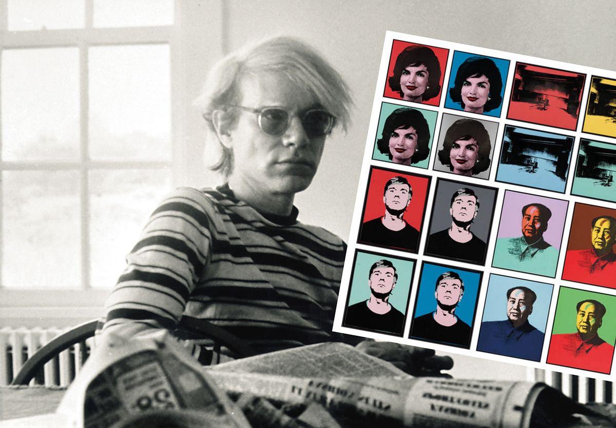 """Andy Warhol i """"jego"""" pośmiertne dzieła z cyklu """"After Warhol"""""""