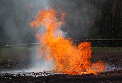 Erupcja ropy i gazu w Sękowej. Teraz wójt chce uruchomić wydobycie