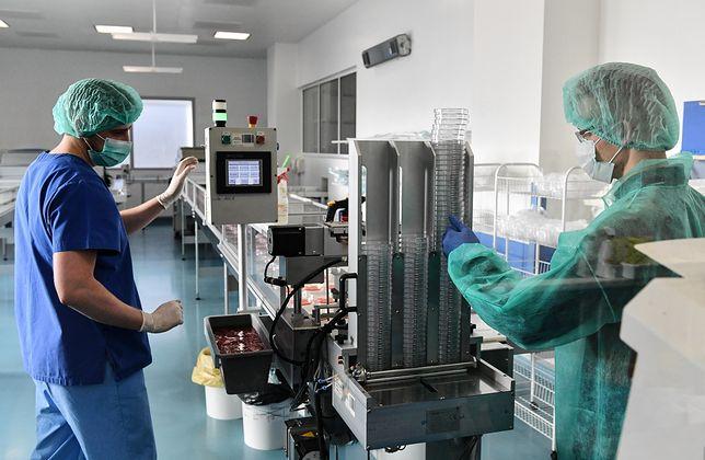 Urzędnicy zarekwirowali sprzęt kupowany do szpitala. Pierwszy raz specustawa dotycząca koronawirusa zadziała w ten sposób.