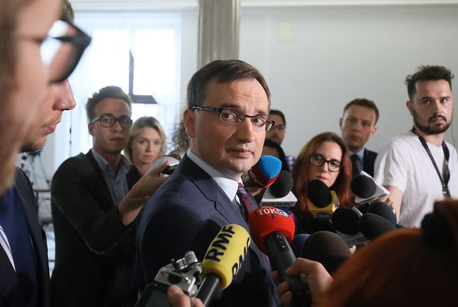 Wojciech B. miał ochraniać Zbigniewa Ziobrę