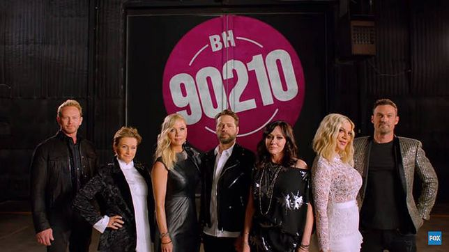 Beverly Hills, 90210: Wielki powrót serialu. Jest zwiastun nowej serii
