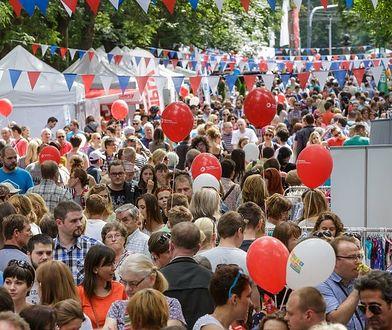 Francja po szczycie NATO zostaje w Warszawie! Wielkie święto w Parku Skaryszewskim