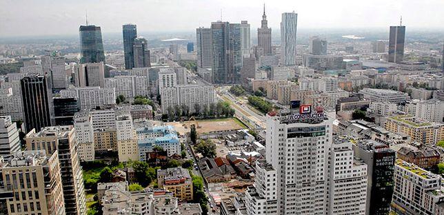 Smog Warszawa - 10 stycznia: Zła jakość powietrza, normy przekroczone dwukrotnie