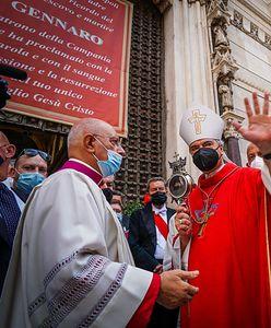 Cud w Neapolu. Upłynniła się krew św. Januarego