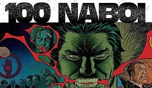 """""""100 naboi - wyd. zbiorcze, tom 3"""": Bardzo ponure noir. Najczarniejsze z czarnych"""