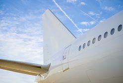 Samoloty często są malowane na biało. Ekspert wyjaśnia, z jakiego powodu