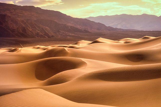 Dolina Śmierci, pustynia Mojave, USA