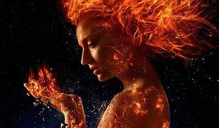 """Sophie Turner jako dr Jean Grey w filmie """"X-Men: Mroczna Phoenix"""""""