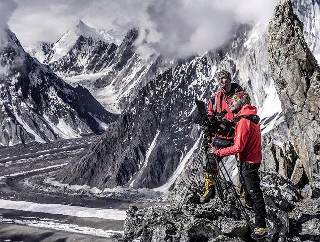 """Ekipa na planie """"Broad Peak"""""""