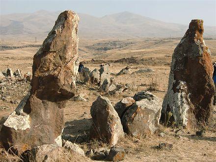 Zorac Karer - ormiańskie Stonehenge