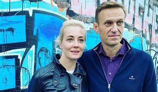 """Julia Nawalna udzieliła wywiadu. """"Podziwiam mojego męża"""""""