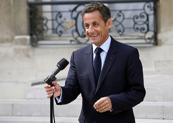 Młodzież do Sarkozy'ego: prosimy - adoptuj nas