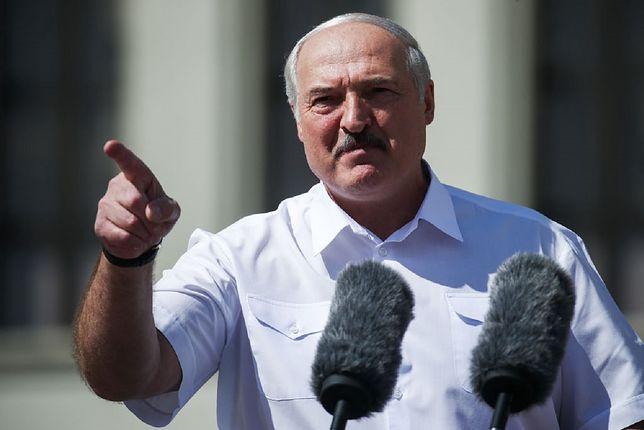 Aleksander Łukaszenka, prezydent Białorousi zastosował sankcje wobec ambasadorów