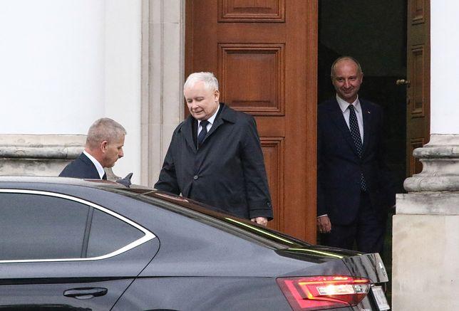 Spotkanie Andrzeja Dudy i Jarosława Kaczyńskiego. Internauci przedstawiają swoje teorie