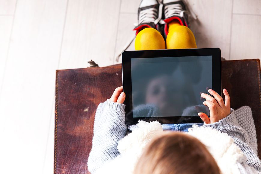 Jakie kompetencje rozwija dziecko, korzystając z takich urządzeń?