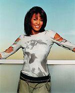 Yaya DaCosta będzie Whitney Houston