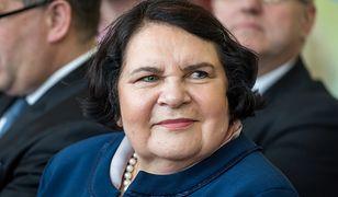 Anna Sobecka z PiS rekomenduje premierowi Toruń jako ważny punkt na mapie deglomeracji