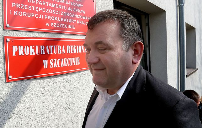 Stanisław Gawłowski ma prokuratorskie zarzuty. Twierdzi, że jest niewinny