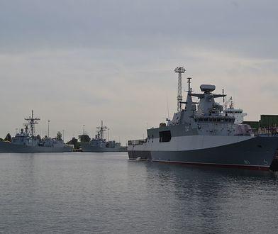 Uzbrojona korweta Gawron miałaby większą wartość bojową niż obie, polskie fregaty typu Oliver Hazard Perry