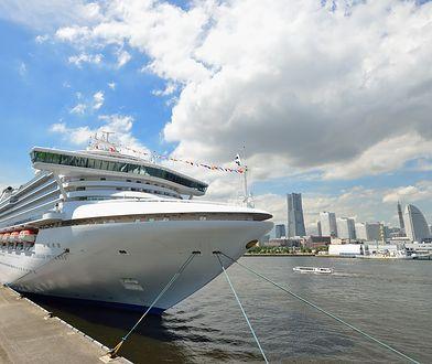 Koronawirus na japońskim wycieczkowcu Diamond Princess. Na pokładzie jest 3711 osób