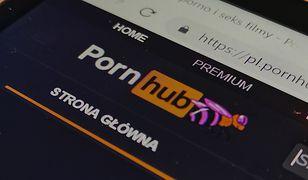 Serwisy pornograficzne na pewno nie będą zadowolone