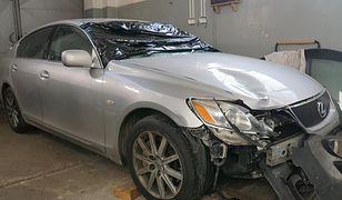 Podejrzany o śmiertelne potrącenie 67-latka Lexusem, poprosił o list żelazny