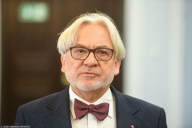 Wojciech Maksymowicz w środę odniósł się do zarzutów rzecznika MZ