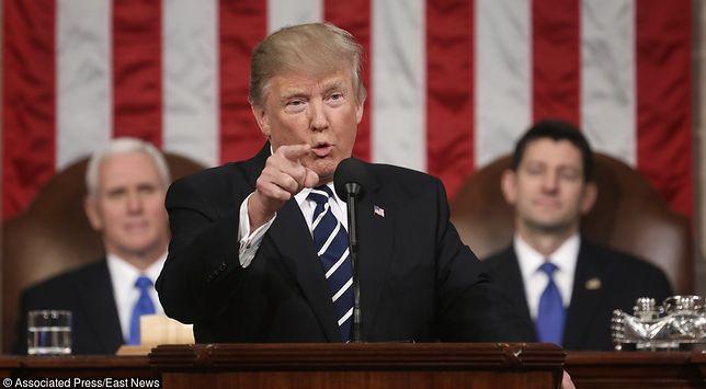Trump w tarapatach. Republikański kongresmen nie wyklucza impeachmentu