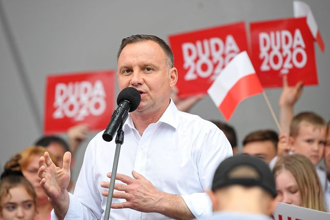 Wybory prezydenckie 2020. Andrzej Duda w debacie WP? Adam Bielan odpowiada