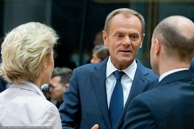 "Donald Tusk na czele EPL? Media: ""Nie ma konkurenta"""