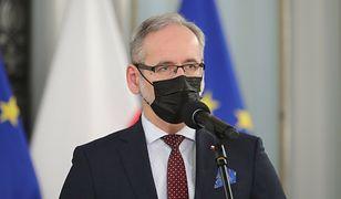 """Koronawirus w Polsce. Adam Niedzielski o zgonach. """"Wysoka liczba"""""""