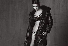 Isabeli Fontana - słynny Aniołek Victoria's Secret w zmysłowej sesji