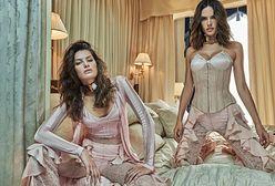 "Alessandra Ambrosio i Isabeli Fontana w brazylijskim ""Vogue"""