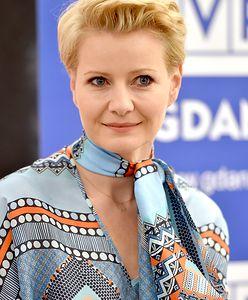 Małgorzata Kożuchowska o operacjach plastycznych