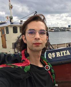 Vala Tomasz Foltyn. Transpłciowa kandydatka na prezydenta Krakowa