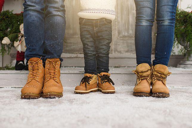 Przy wyborze dziecięcych butów należy kierować się innymi zasadami