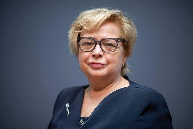 Niemcy: kolejna nagroda dla Małgorzaty Gersdorf