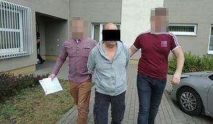 W chwili zatrzymania mężczyzna był nietrzeźwy, miał ponad 1,2 promila alkoholu w wydychanym powietrzu.